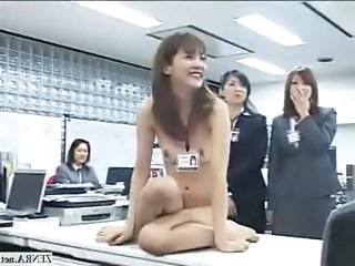 Asian Game Japanese MILF Office Secretary Stripper