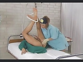 Handjob Nurse Uniform
