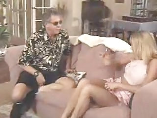 Daddy Daughter Old and Young Smoking Teen