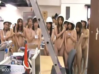 Asian Japanese Nudist Party Teen