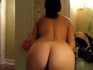 Amateur Ass Homemade Stripper