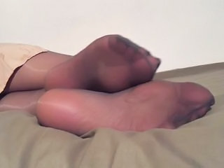 Feet Fetish Pantyhose