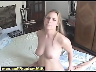 Amateur Homemade Riding Teen