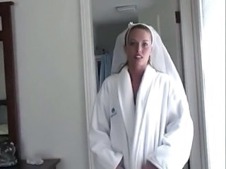 Amateur Bride Homemade MILF Wife