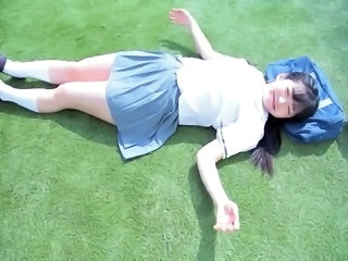 Asian Japanese Outdoor Skirt Student Teen Uniform