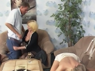 European German Groupsex Mature