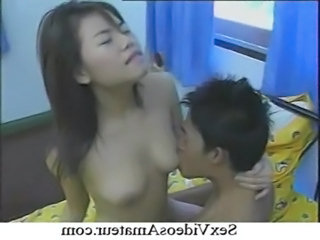 Amateur Asian Girlfriend Teen Thai