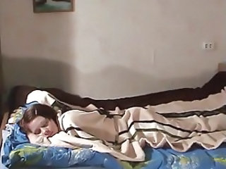 Amateur Girlfriend Homemade Sleeping Teen