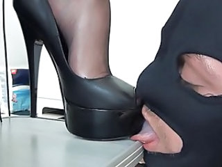 Feet Fetish Slave