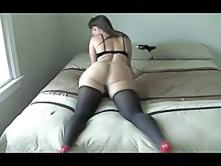 Amateur Ass Stockings