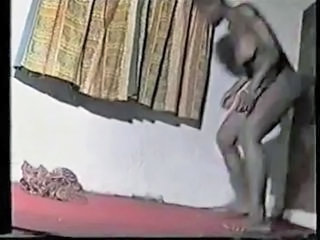 Amateur Dancing Ebony Homemade