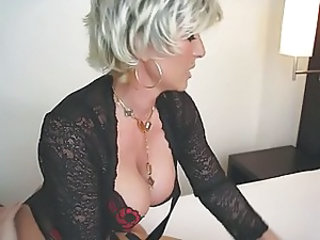 Amazing Lingerie MILF Natural