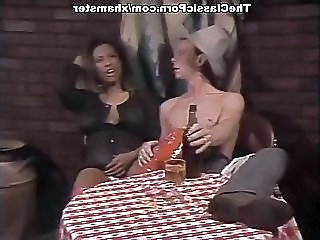 Full Ebony Interracial MILF Vintage