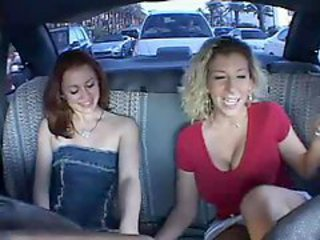 Car Funny Outdoor Upskirt