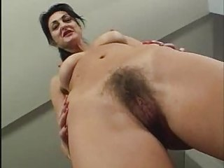 Hairy Mom & Shaved Daughter Shar...