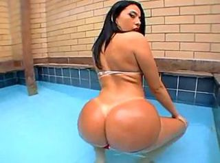 Big Ass Latina Hard Fuck