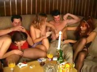 Orgy Party Teen