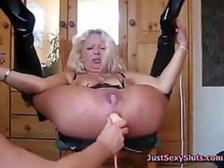 Squirting the wife