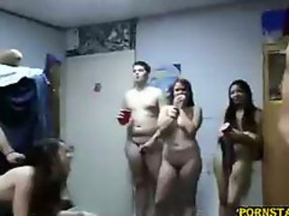 Orgy Party Student