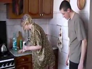 Mother has sex with own son while father at work