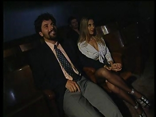 Italian Star Selen In Porncinema