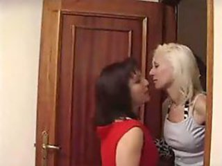 Marta & Veronica - Her first time with a hooker.