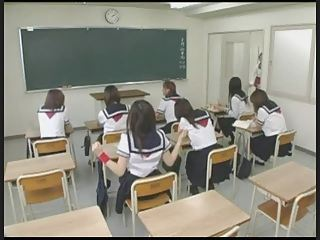 Japanese Teacher Presents Sex Ed...