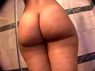 Ass Bathroom Ebony  Showers