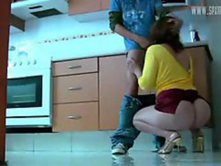 Ass Kitchen Mature