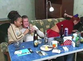 Drunk Russian Swingers