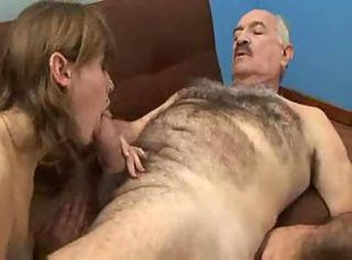 Blowjob Old and Young Teen