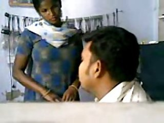Indian couple gets frisky on camera
