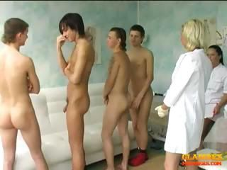 Boys Medical Exams
