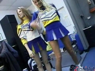 School Photographer Voodoo Convinces Cheerleaders Gwen And Nicole