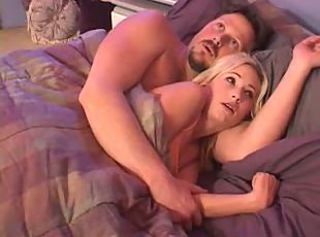 Stepdaughter gets quickly assfucked cause she can't sleep