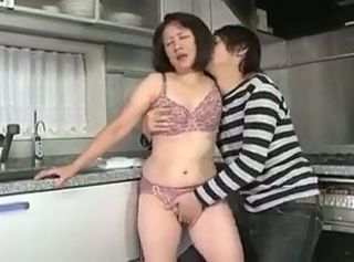 mom and son& 039;s friend passionate love