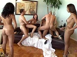 Orgy Shemale