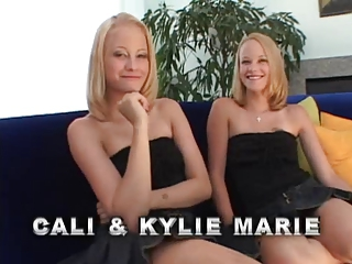 Cali & Kylie Marie (the Milton Twins)