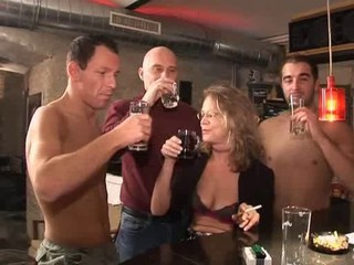 Drunk Forced Groupsex Mature