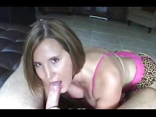 Desirae Hot Pink Blowjob