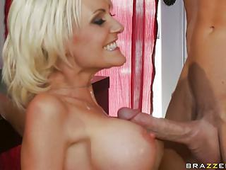 Torrey Wants A Mouthful Load Of Cum After A Hardcore Drill