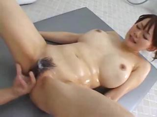 Fisting Japanese Squirt