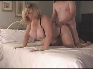 Bbw Luvs It Doggy Style!