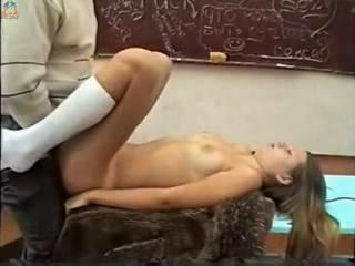 Little Virgin First Sex