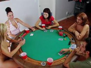Gianna michaels strip poker