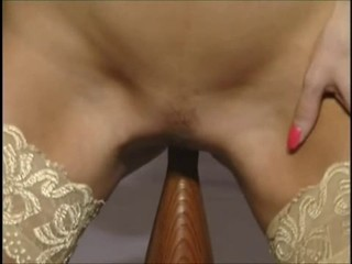Dildo Insertion
