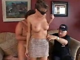 Amateur Cuckold Glasses Nipples Wife
