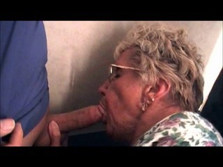 GRANNY SHIRLEY 77 FUCKED BY THE...