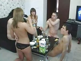 Cute Drunk Groupsex Homemade Panty Party Russian Skinny Student Teen