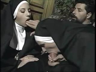 Fetish Groupsex Nun